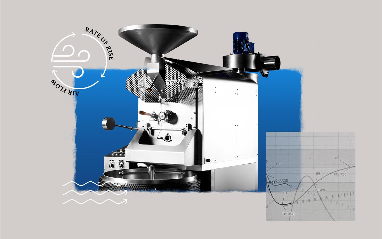 Pentingnya Air Flow Dalam Proses Roasting Kopi